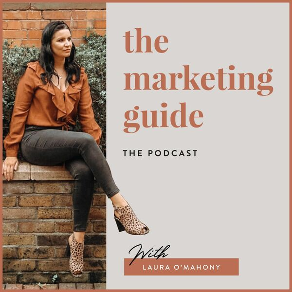 The Marketing Guide Podcast Artwork Image