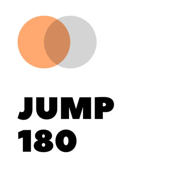 Jump 180 - Inspiring stories of ordinary people who have made a drastic jump in their careers and life Podcast Artwork Image