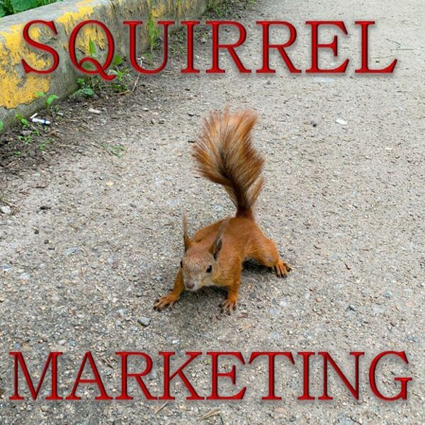 The Squirrel Marketing Podcast Podcast Artwork Image