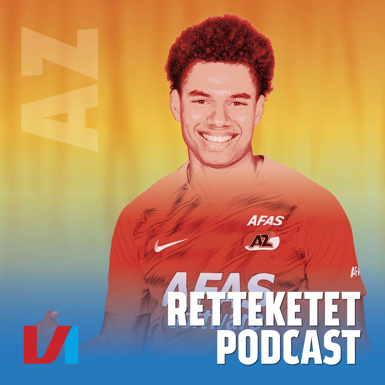 Retteketet Podcast  logo