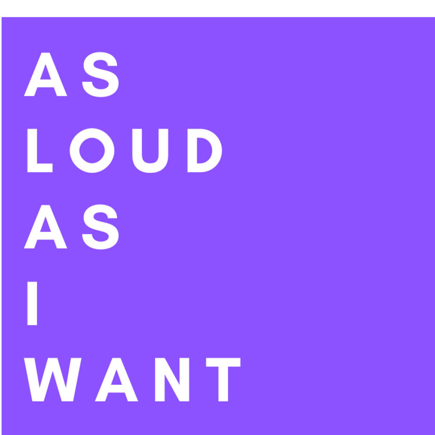 """As Loud As I Want: """"It's What You Do"""" by Hannah Ellis"""