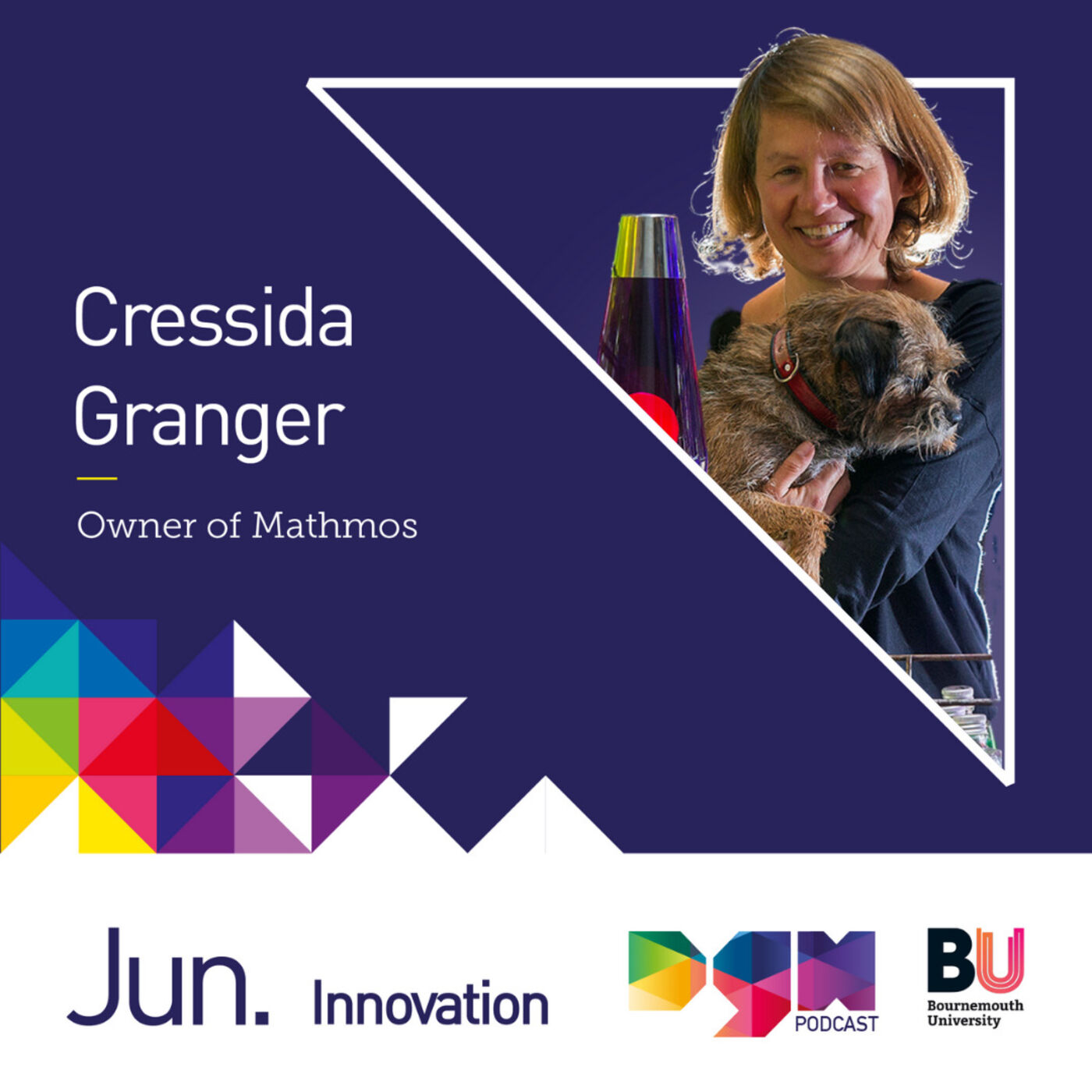 60 Years of Lava Lamp Innovation with Owner of Mathmos, Cressida Granger #S2E12