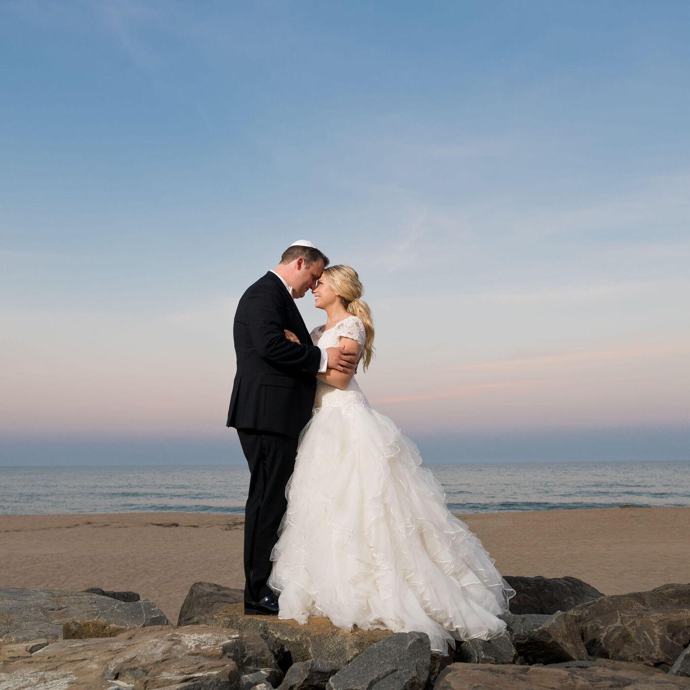 Benny and Sabrina- A Beachside Wedding After All