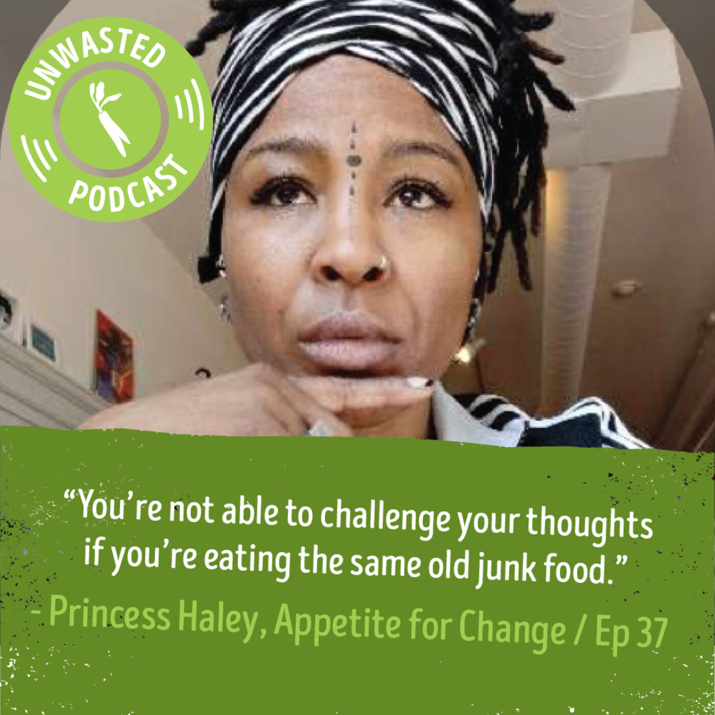 Feeding Your Community with Princess Haley of Appetite for Change