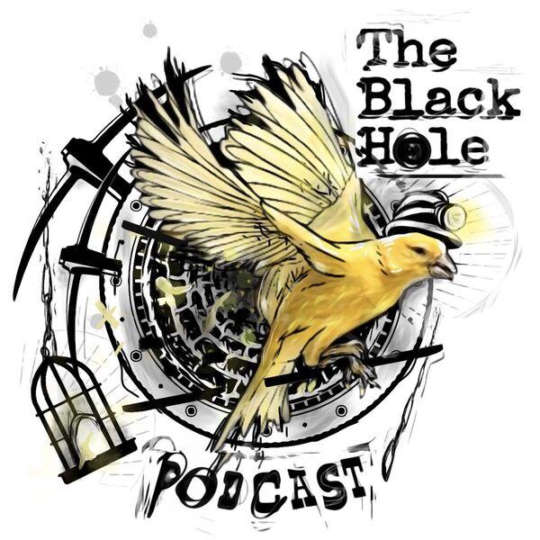 The Black Hole Podcast Artwork Image