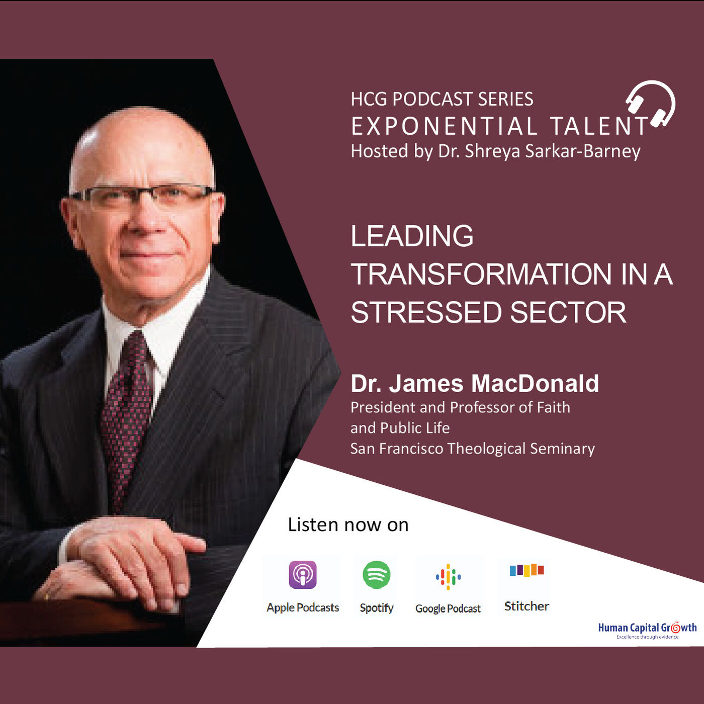 Leading Transformation in a Stressed Sector