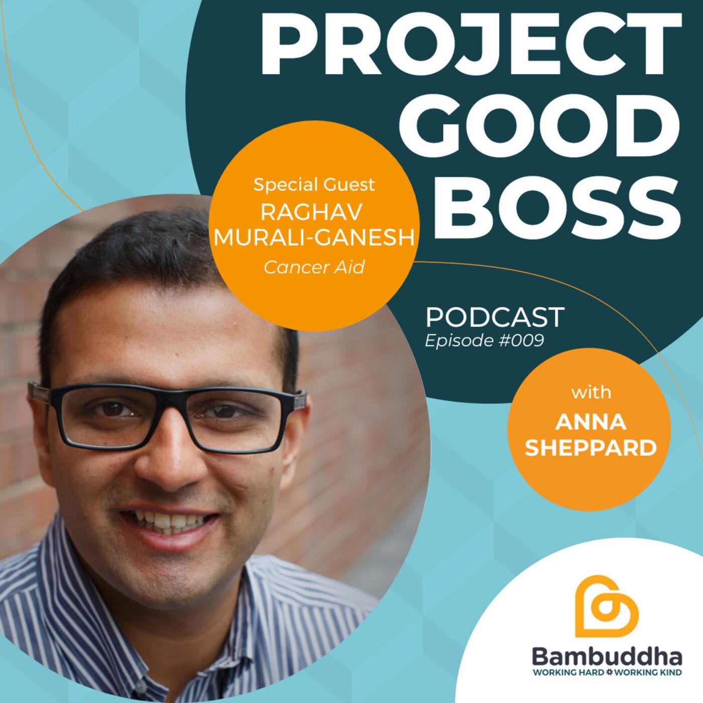Raghav Murali-Ganesh on Better Communication