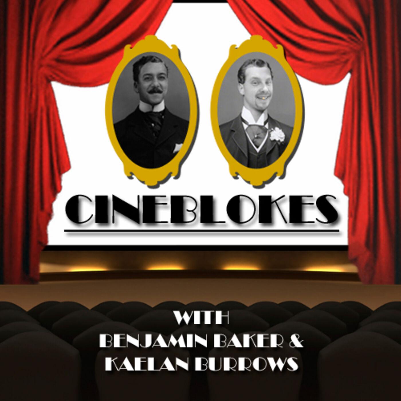 Cineblokes Episode 143 - Snake Eyes: G.I. Joe Origins